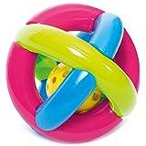 Brinquedo para Bebe Bola Maluquinha Merco Toys
