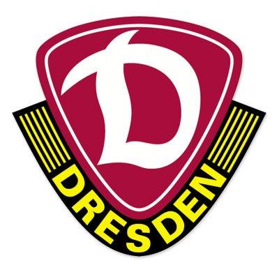 Dynamo Dresden Germany Football Soccer Futbol Car Sticker