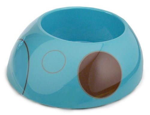 Lucys Bowl (Lucy Pet Bowl - Tangy Turqouise (Large))