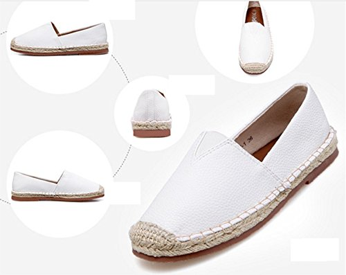 Women's Women's Flats Opsun Opsun Ballet Flats Ballet White White zxZAfA