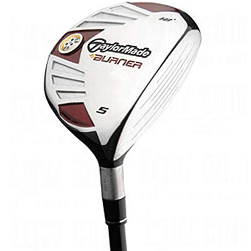 TaylorMade 2007 Burner Steel 3 Wood 3W 15° TM Fujikira Reax 50 Graphite Senior Right Handed 42.5in - Senior Taylormade Burner