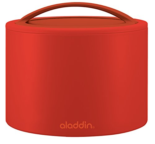 aladdin bento box 0 6l tomato insulated japanese inspired lunch box travelkit. Black Bedroom Furniture Sets. Home Design Ideas