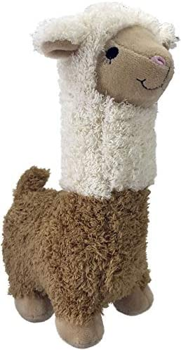 PetSport Super Soft Plush Animal Durable Dog Toys Made for Medium to Large Dogs