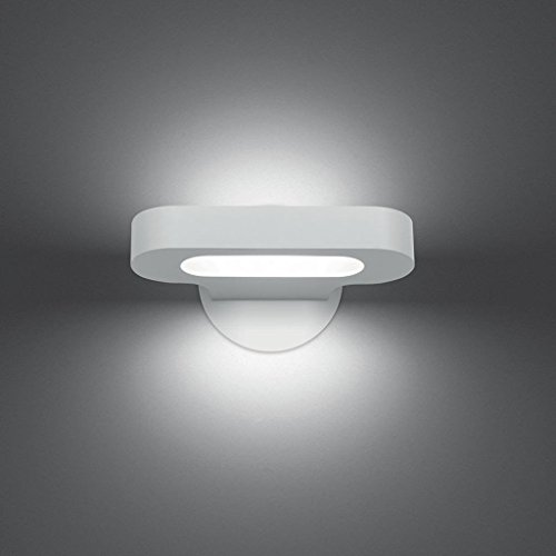 Artemide Talo Mini 21 LED Wall Light | White