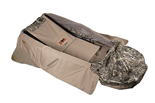 Final Approach Pack 'N Go Sport Utility Blind in Max 5 Camo Max Camo