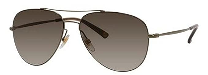 faa4a0474d Amazon.com  Gucci Sunglasses - 2245   Frame  Shiny Olive Lens  Brown ...