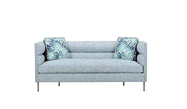 Amazon.com: A.R.T. Furniture Epicenters 33127 DeCarlo Sofa ...