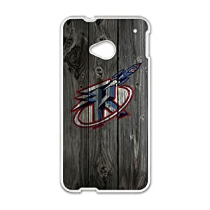 Happy houston rockets logo Phone Case for HTC One M7