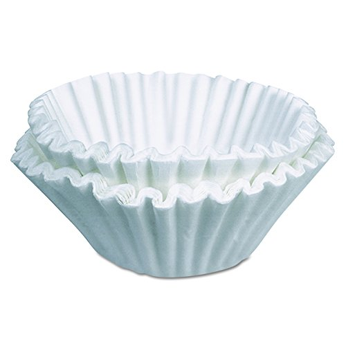 BUNN 10GAL23X9 Commercial Coffee Filters, 10 Gallon Urn Style (Case of 250) ()