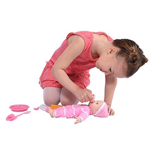 "11 inch Soft Body Doll in Gift Box - Award Winner & Toy 11"" Baby Doll (Caucasian)"