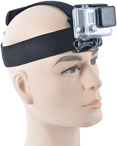 Carry Bag Set for GoPro HERO4 //3+ //3//2 //1 // SJ4000 Sports Camera for MOBILEACCESSORIES TL YKD-125 7 in 1 Chest Belt Buckle Basic Mount Head Strap Screws Floating Bobber Monopod Wrist Belt