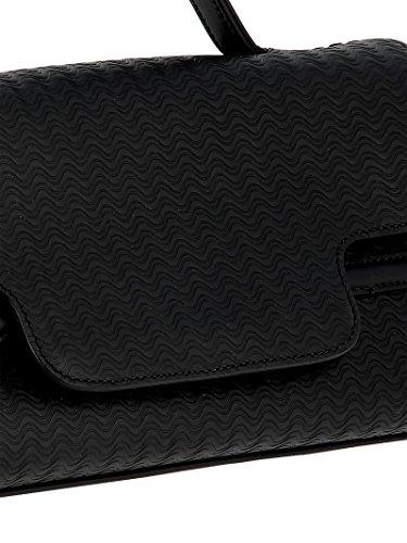 Damen 65186002 Leder Handtaschen Zanellato Schwarz q0Xvxw8