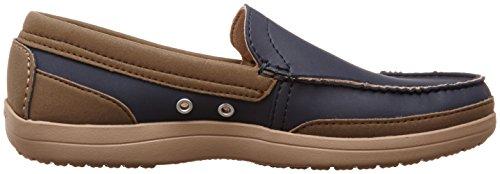Wrap Tumbleweed Colorlite Navy Loafer Mocasines Crocs Blu M dRqwd0A
