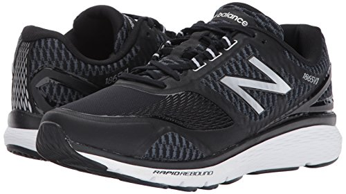 Mw1865v1 Chaussures Balance Noir Multisport Indoor New Argent Hommes Pour x5Ifgg