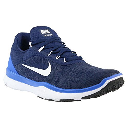 NIKE Men's Free Trainer v7 Training Shoe Binary Blue/White-hyper Cobalt-black online cheap price buy cheap limited edition buy cheap nicekicks sale top quality ZrZ6gDKO