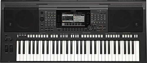 Best Prices! Yamaha PSR-S770 61-Key Arranger Workstation