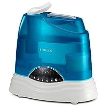 BONECO Warm or Cool Mist Ultrasonic Humidifier 7135