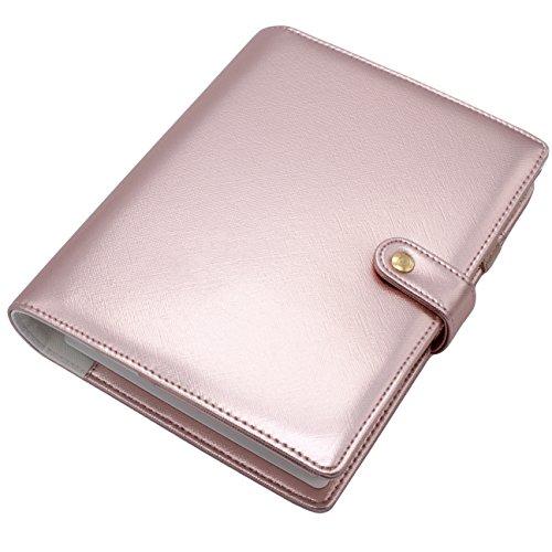 discagenda-diva-snap-closure-rose-gold-discbound-planner-100-sheets-a5