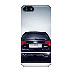 New Customized Design Abt Audi As4 Avant For Iphone 5/5s Cases Comfortable For Lovers And Friends For Christmas Gifts