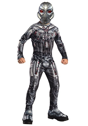 Rubie's Costume Avengers 2 Age of Ultron Child's Ultron Costume, Small - Diner Doll Costumes For Women