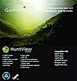 Garmin Huntview Map Card (Maine)