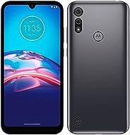 "Smartphone Motorola Moto E6i 32GB Cinza - 4G 2GB RAM Tela 6,1"" Câm. Dupla + Selfie 5MP"