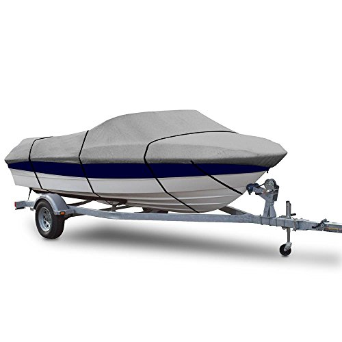 Universal Boat Adjustable Storage Cover - 20-22'L to 106