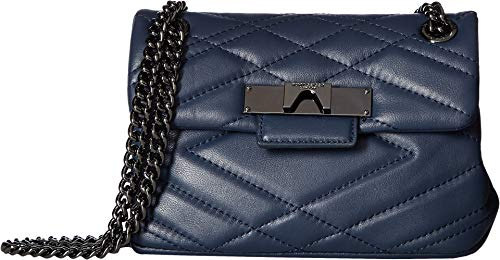 Mayfair Crossbody Kurt Leather Womens Mini Blue Geiger London FWqqOnfxTX