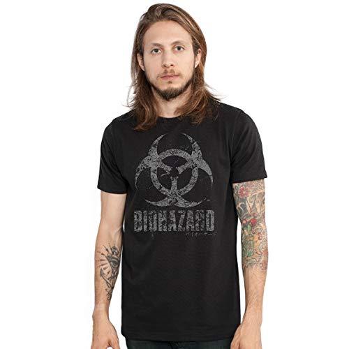 Camiseta Resident Evil Biohazard
