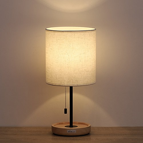 Haitral Night Stand Table Lamps Modern Table Lamps With