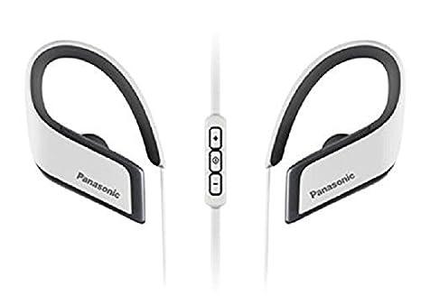 Panasonic RP-BTS30E-W - Auriculares (Binaurale, USB, Gancho de Oreja, Bluetooth, Intraaural), Color Blanco: Amazon.es: Electrónica