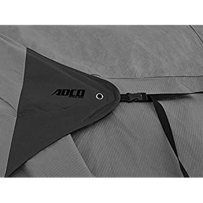 ADCO 34827 Designer Series Gray/White 37' 1