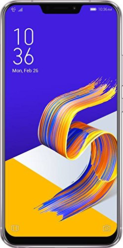 (Certified REFURBISHED) Asus Zenfone 5Z ZS621KL (Meteor Silver, 6GB RAM, 64GB Storage) Smartphones at amazon