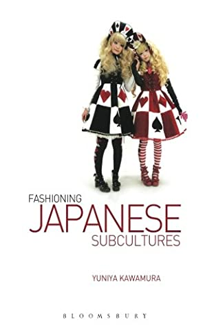 Fashioning Japanese Subcultures (Sub Pop Book)