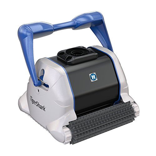 Hayward RC9950CUB TigerShark Robotic Pool Cleaner, Blue/B...