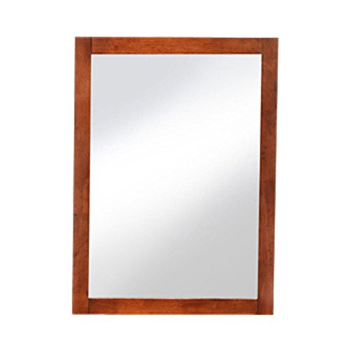 Night and Day Furniture Zest Mirror in Cherry Finish by Night & Day Furniture