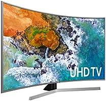 """Samsung UN65NU7500FXZX Smart TV Curvo 65"""" 4K Ultra HD, 3 HDMI, 2 USB, Eclipse (2018)"""