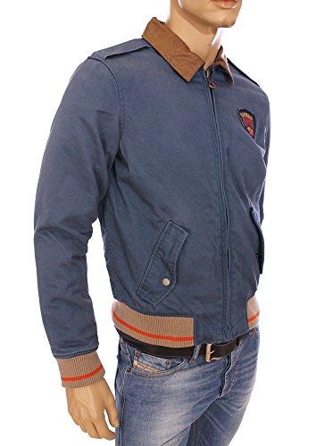 Kaporal homme - Manteau Bleu pétrole Kaporal Food - Taille vêtements - M