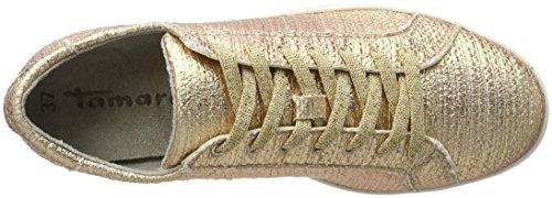 Tamaris Dame 23635 Sneakers Guld (rose Metallisk 952) zJDNThd1xG