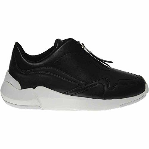 Creative Recreation Kvinners Orena Sneakers I Sort Skinn Svart