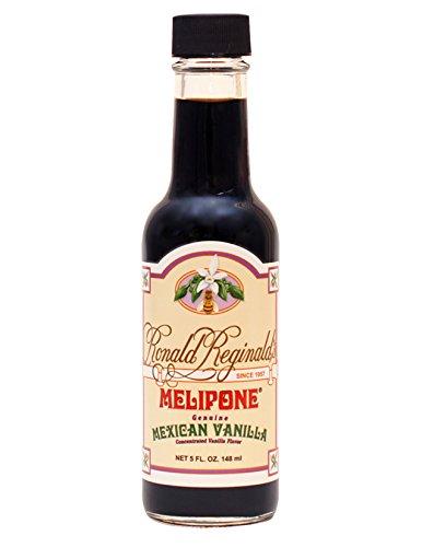 Ronald Reginald's Melipone Mexican Vanilla 5oz Shaker Bottle (Best Ice Cream In New Orleans)