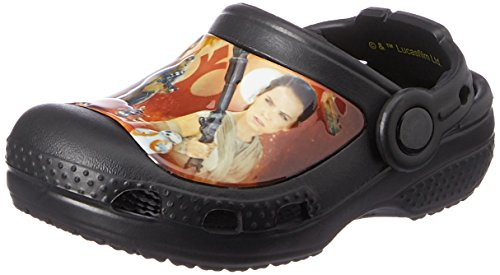 crocs Kids' CC Star Wars Clog (Toddler/Little Kid), Multi, 12-13 M US Little - Croc Printed