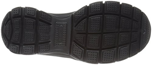 Skechers Frauen Easy Going Repute Mule Schwarz / Multi