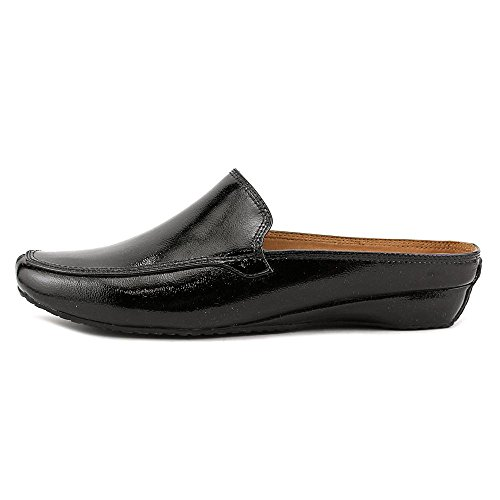 Cole Mule Gentle Women's Patent Souls by Black Crinkled Imex Kenneth YtAw4t
