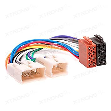 41qD SX52lL._SY355_ xtrons iso wire harness cable for toyota lexus daihatsu car xtrons wiring diagram at crackthecode.co