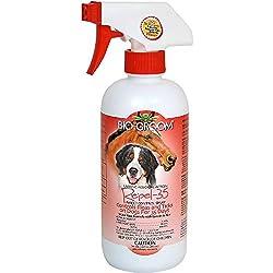 Bio-Groom Repel-35 Insect/Flea/Tick Control Spray, 16-Ounce