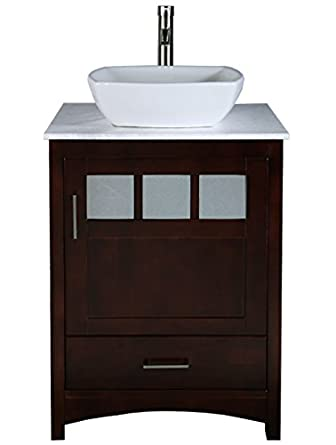 ac vanity traditional antique bathroom avanity cherry single provence inch