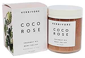 Herbivore Botanicals Coco Rose Body Polish - 8 oz
