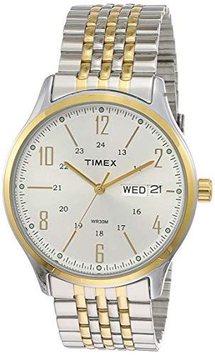 Timex Analog Silver Dial Men's Watch – TW0TG6505