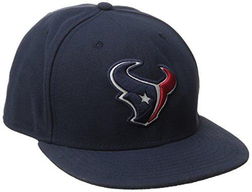 パンダ誇りに思うモスクニューエラ (New Era) キャップ - NFL オン?フィールド ヒューストン?テキサンズ (Houston Texans) ネイビー